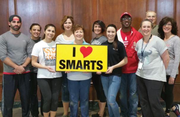 smarts volunteers
