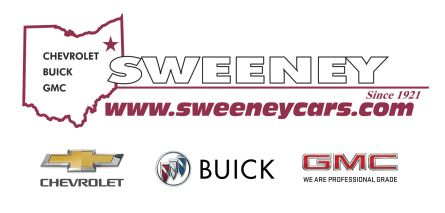 Sweeney Logo with Brands