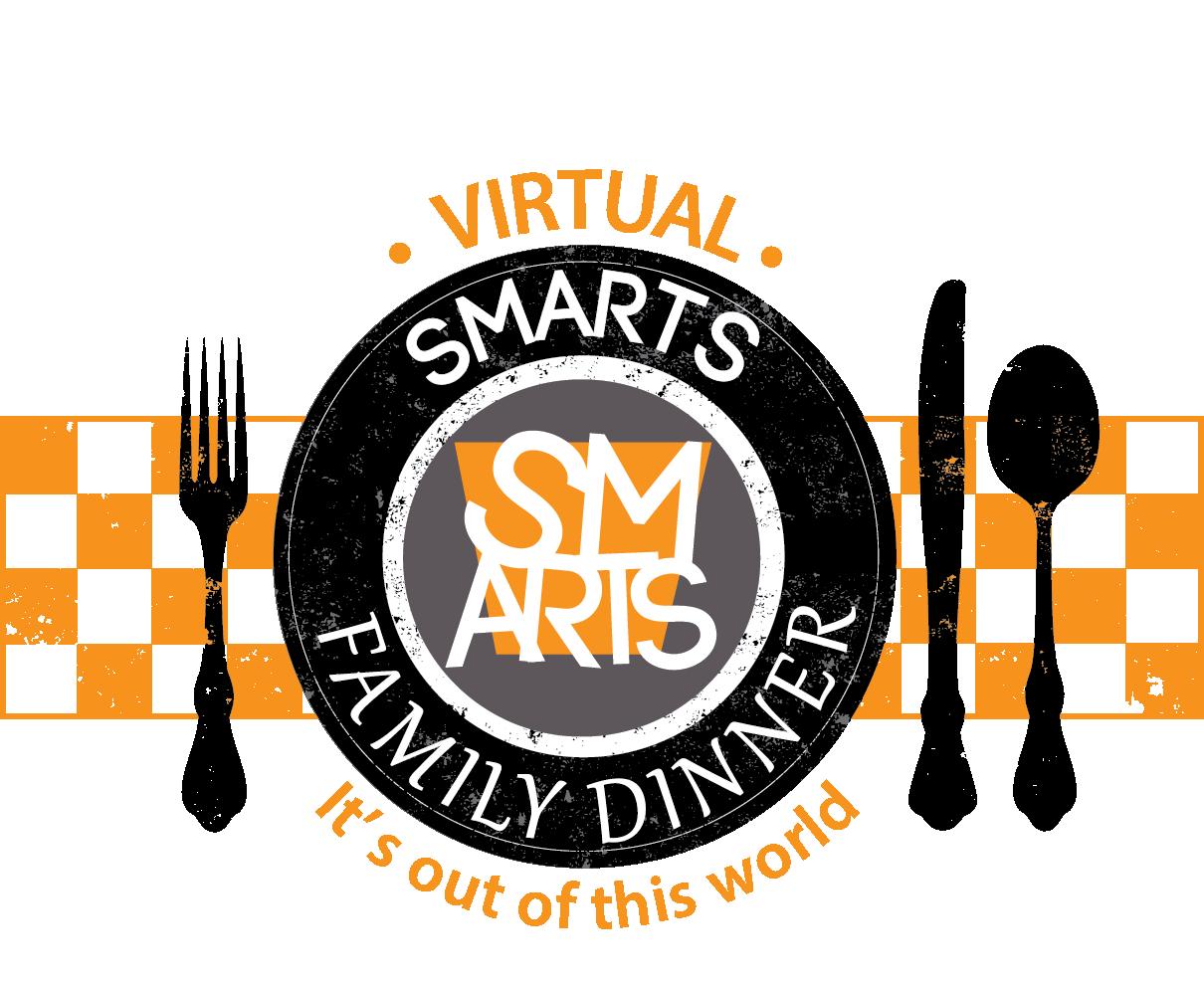 SMARTS family dinner_logo_10-20